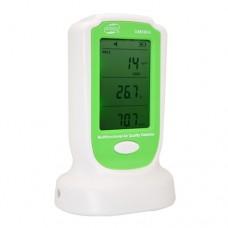 Фото - Анализатор воздуха (PM2,5;PM10,HCHO, 0-50°C) BENETECH GM8804