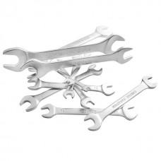 Фото - Набор рожковых ключей 12 шт., 6-32 мм Cr.-V. INTERTOOL HT-1003