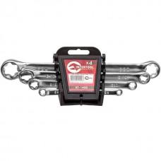 Фото - Набор накидных ключей TORX 4 шт. Т6-Т24 мм INTERTOOL XT-1400