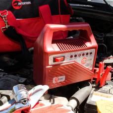 Фото - Набор инструментов для автомобиля Авто-помощник INTERTOOL BX-1002