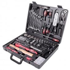 Фото - Профессиональный набор инструментов 1/2' & 1/4' 99 ед. INTERTOOL ET-6099