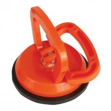 Фото - Держатель-присоска для стекол одинарная 120 мм, max 40 кг INTERTOOL HT-7101