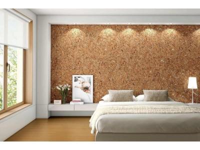 Оздоблення стін корковими шпалерами: нюанси використання натурального матеріалу.