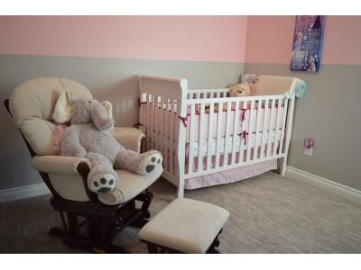 Детская зона в комнате