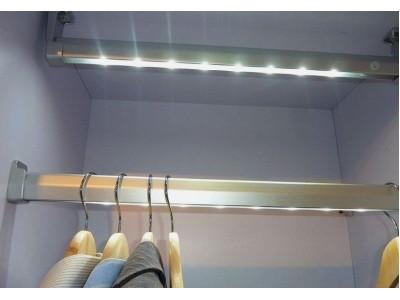 Мебель со светодиодным освещением.
