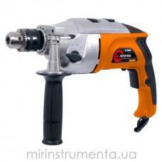 Фото - Дрель ударная STORM 1200 Вт, 2 скорости, 0-1100/0-3100 об/мин, 0-17000/0-48000 удар/мин,1.5-13 мм INTERTOOL WT-0111
