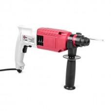 Фото - Перфоратор SDS-plus 650 Вт, 0-870 об/мин, 0-4400 удар/мин, 3 режима, реверс INTERTOOL DT-0181