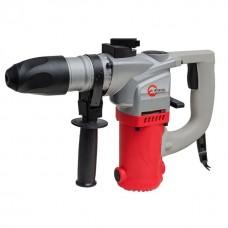 Фото - Перфоратор SDS plus 1100 Вт, 850 об/мин, 4100 уд/мин, 3 режима, L-образная компоновка INTERTOOL DT-0182