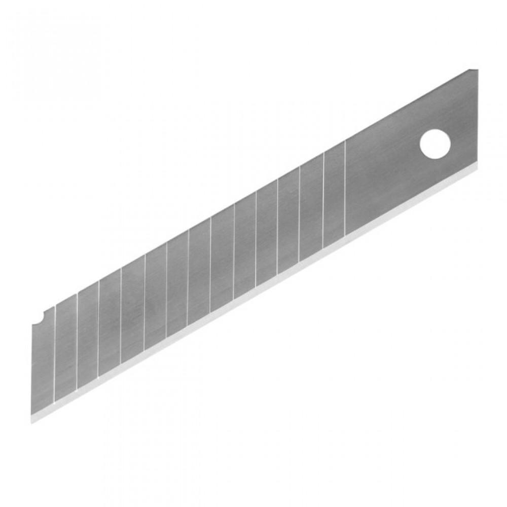 Фото №1 - Комплект лезвий сегментных 18 мм, 14 сегментов, 10 шт/уп. INTERTOOL HT-0528