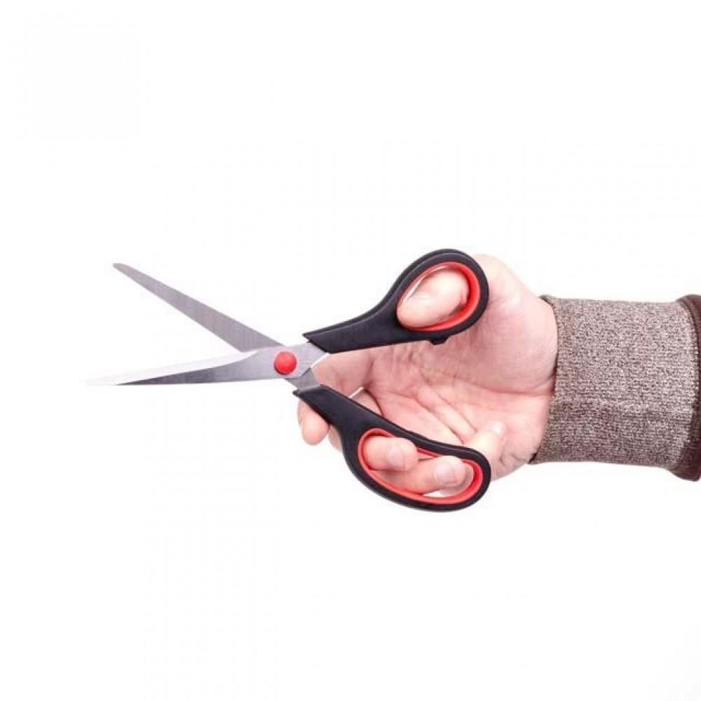 Фото №1 - Ножницы для бумаги 215 мм INTERTOOL HT-0584