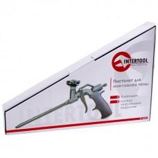 Фото - Пистолет для монтажной пены с полным тефлоновым покрытием профессиональный INTERTOOL PT-0606
