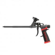 Фото - Пистолет для монтажной пены с полным тефлоновым покрытием профессиональный + 4 насадки INTERTOOL PT-0610