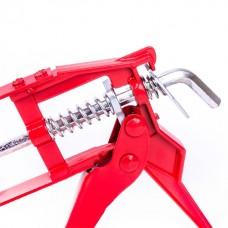 Фото - Пистолет для выдавливания силикона каркасный INTERTOOL HT-0022
