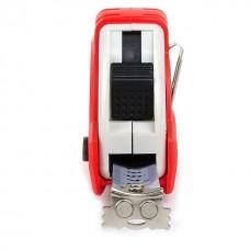 Фото - Рулетка с металлическим полотном 3 м x 16 мм 'Супер Магнит' blister INTERTOOL MT-0303