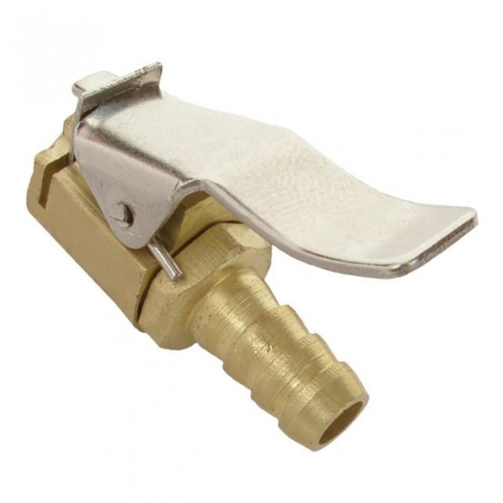 Фото №1 - Наконечник к пистолету для подкачки на шланг 8мм INTERTOOL PT-5000
