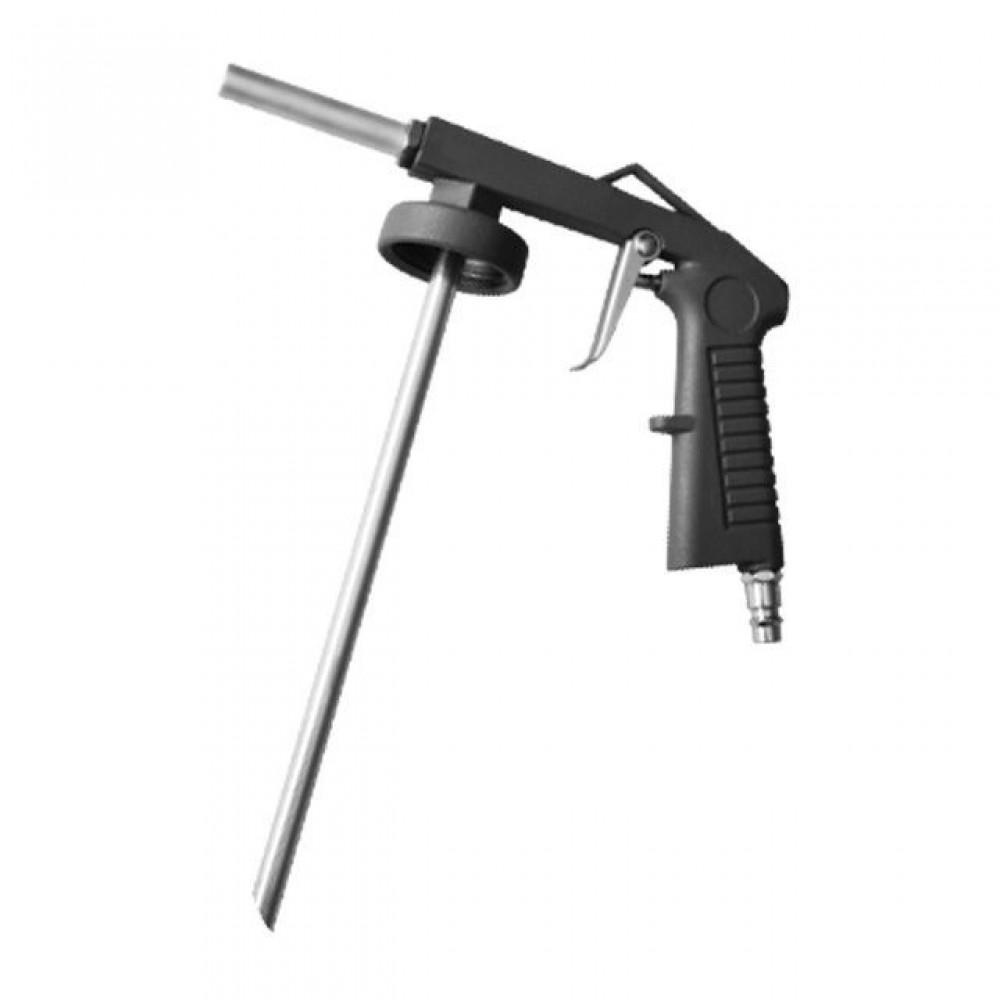 Фото №1 - Пистолет под гравитекс пневматический INTERTOOL PT-0701