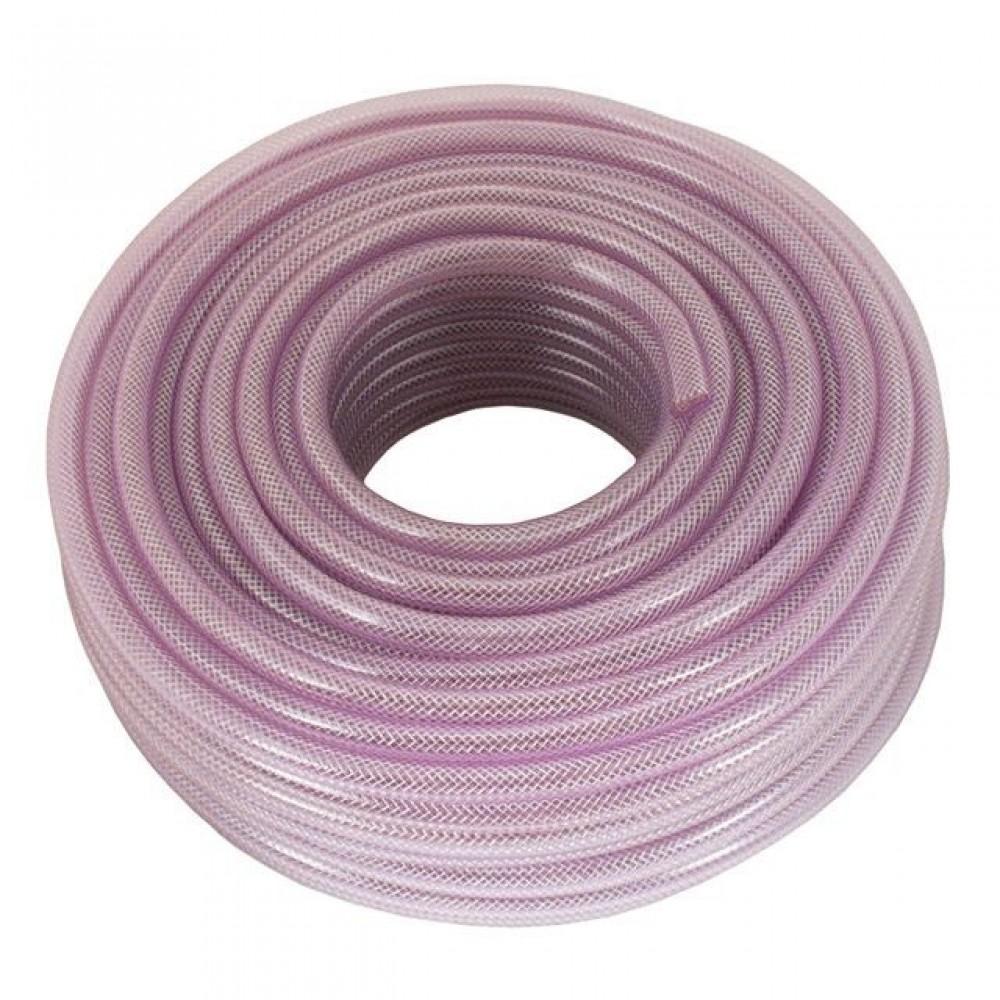 Фото №1 - Шланг PVC высокого давления армированный 10 мм, 50 м INTERTOOL PT-1742