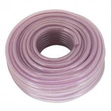 Фото - Шланг PVC высокого давления армированный 12 мм x 50 м INTERTOOL PT-1743