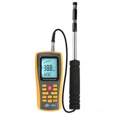 Фото - Термоанемометр профессиональный USB 0,3-30 м/с, 0-45°C BENETECH GM8903