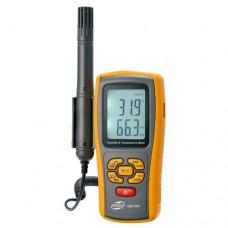 Фото - Термогигрометр электронный 0-100%, -10-50°C BENETECH GM1361