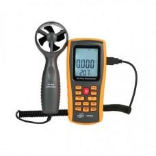 Фото - Анемометр-термометр USB 0,3-45м/с, 0-45°C BENETECH GM8902