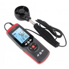 Фото - Анемометр профессиональный USB 0,3-45м/с, 0-45°C BENETECH GT8907