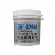 Фото - Термопаста GD900 (теплопроводность 4.8 Вт/мК), 150гр., банка, серая