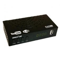 Фото - Цифровой ТВ-ресивер EuroSat DVB-T2