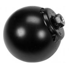 Фото - Гиря для очистки дымоходов VOREL: 2.5 кг, с гайкой М12
