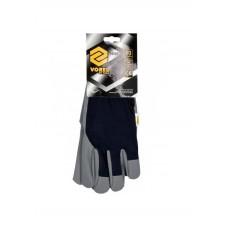 Фото - Перчатки рабочие VOREL: хлопок, размер 10