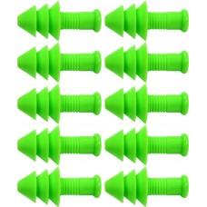 Фото - Беруши шумозащитные, силиконовые YATO YT-74551: 31 дБ, 5 пар