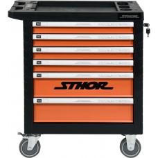 Фото - Шкаф для мастерских STHOR на колесах, 975 х 765 х 465 мм, V-58550
