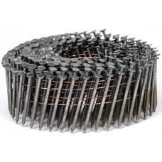 Фото - Гвозди в барабанной обойме для пневматического гвоздезабивателя VOREL; l = 38 мм. d = 2,1 мм, V-71991