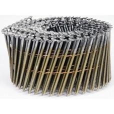 Фото - Гвозди в барабанной обойме для пневматического гвоздезабивателя VOREL; l = 64 мм. d = 2,5 мм, V-71993