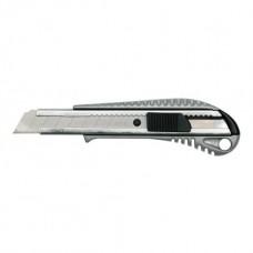 Фото - Нож VOREL с выдвижным сегментным лезвием: М= 18 мм, V-76184