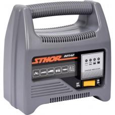 Фото - Зарядное устройство аккумуляторов 12 В STHOR от сети 230 В, V-82541