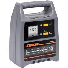 Фото - Зарядное устройство аккумуляторов 6-12 В STHOR от сети 230 В, V-82543