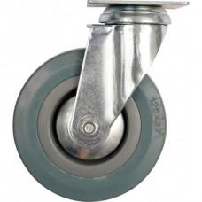 Фото - Колесо к тележке резиновое d = 50 мм, b = 16 мм VOREL, V-87361