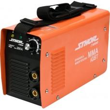 Фото - Сварочный аппарат инверторный сетевой STHOR: 230 В, 50 Гц, 200 А, электрод Ø = 1-6 мм, ММА, IGBT