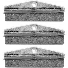Фото - Камни точильные 28 х 6 мм, к хону YT-05810 YATO YT-05815