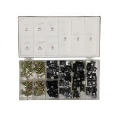 Фото - Винты самонарезающие и металлические клипсы YATO YT-06780
