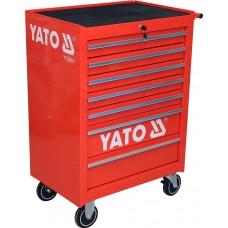 Фото - Шкаф-тележка для инструментов 995 x 680 x 458 мм, YATO YT-0914