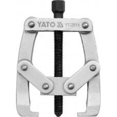 Фото - Съемник 2-х лапый для подшипников d = 60 мм, YATO YT-2514
