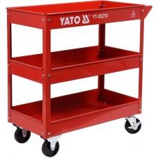Фото - Тележка для мастерской YATO YT-55210