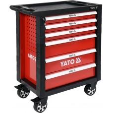 Фото - Шкаф с инструментами 975 x 765 x 465 мм, YATO YT-55300