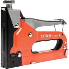 Фото - Степлер с регулятором силы YATO YT-70020