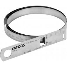 Фото - Циркометр для круга 60-950 мм, диаметром 20-300 мм YATO