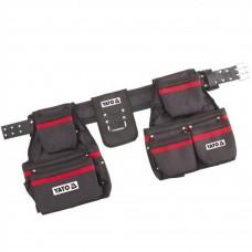 Фото - Ремень с карманами для гвоздей и инструментов YATO YT-7400