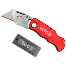 Фото - Нож складной YATO YT-7532