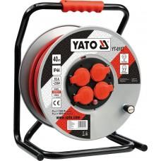 Фото - Удлинитель электросетевой YATO YT-8107